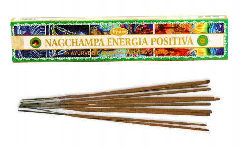 Incenso Naturale - Nag Champa Positive Energy
