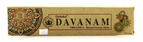 Incensi Goloka - Davanam Organica