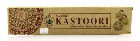 Incensi Goloka - Kastoori Organica