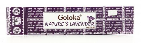 Incensi Goloka - Natura Lavanda