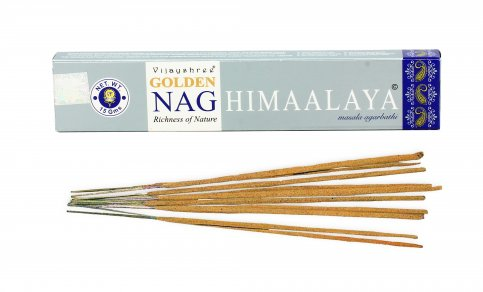 Incenso Naturale - Golden Nag Himalaya