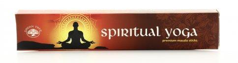 Incensi Spiritual Yoga - Yoga Spirituale