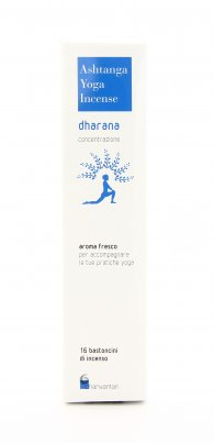 Incenso Ashtanga Yoga Dharana - Concentrazione