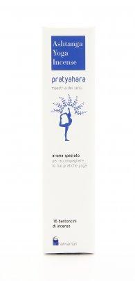 Incenso Ashtanga Yoga Pratyahara - Maestria Dei Sensi
