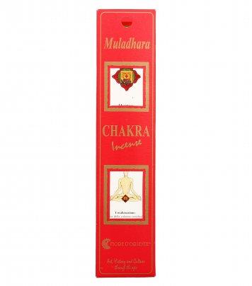 Incenso Chakra n.1 Muladhara