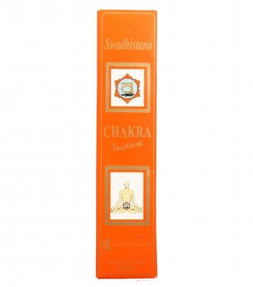 Incenso Chakra n.2 Swadhistana
