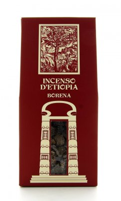 Incenso d'Etiopia in Grani - Borena 250 g.