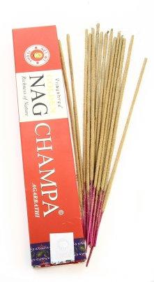 Incensi Nag - Champa Golden Rosso