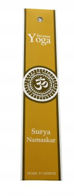 Incenso Yoga - Surya Namaskar