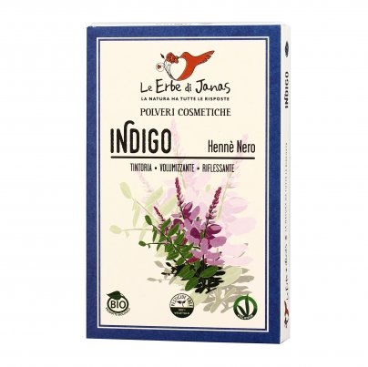 Indigo (Hennè Nero) - Tinta Naturale