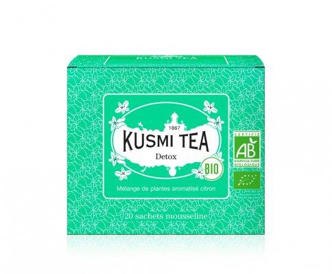 "Tè Verde Bio ""Detox"" Mate e Limone 20 Filtri (40 g)"