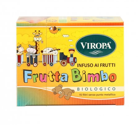 "Infuso Bio ""Frutta Bimbo"""