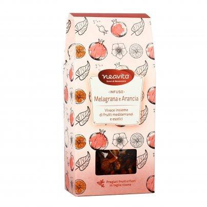 Infuso Melagrana e Arancia 100 g (Ricarica)