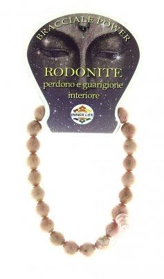 Bracciale Power Rodonite