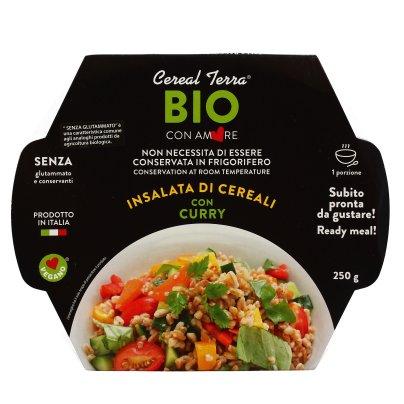Insalata di Cereali con Curry Bio