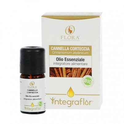 Cannella Corteccia Olio Essenziale - Integraflor