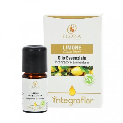 Limone Olio Essenziale - Integraflor