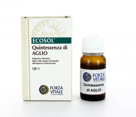 Quintessenza di Aglio - 10 ml.
