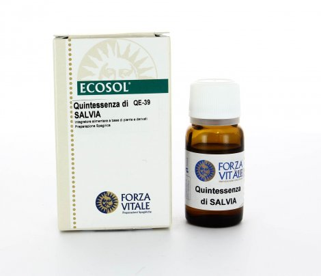 Quintessenza di Salvia - 10 ml.