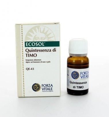 Quintessenza di Timo - 10 ml.