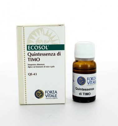 Quintessenza di Timo - 10 ml.