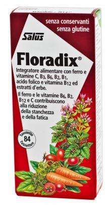 Integratore Alimentare Floradix 84 tavolette