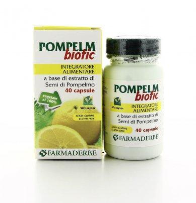 Integratore in Capsule - PompelmBiotic 100% Vegetali