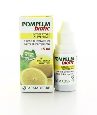 Integratore in Gocce - PompelmBiotic 100% Vegetale