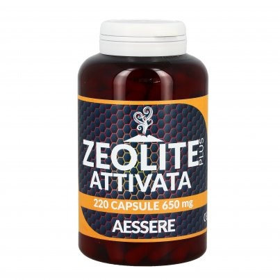 Zeolite Plus Attivata in Capsule