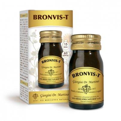 Bronvis-T - Integratore per Bronchi e Vie Respiratorie