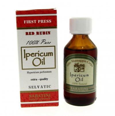 Ipericum Oil Red Rubin - 100 ml.