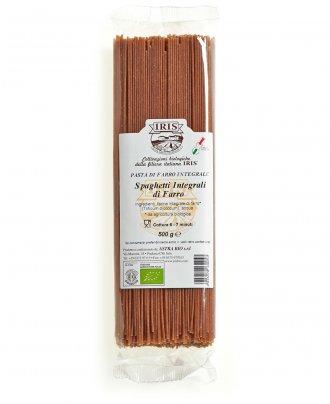 Spaghetti Integrali di Farro Bio