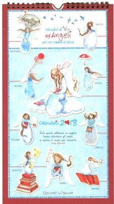 Calendario 2018 - Istruzioni di Volo degli Angeli per Non Cadere a Terra