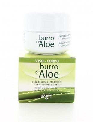Burro all'Aloe