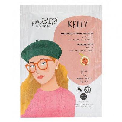 Maschera Viso Alginato per Pelle Secca - Kelly Fico