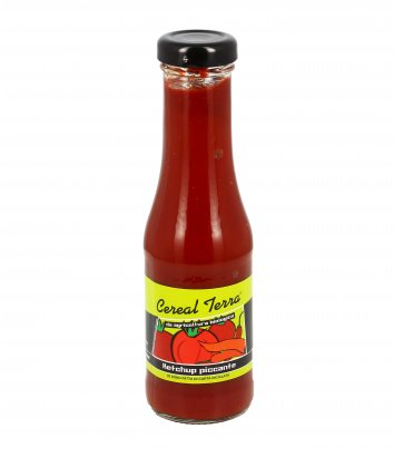 Ketchup Piccante Bio