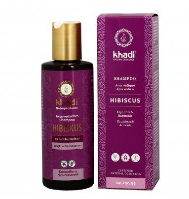 Shampoo Naturale Ayurvedico Ibisco - Cute Sensibile