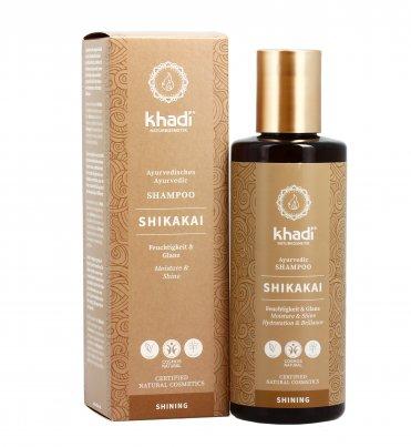 Shampoo Naturale Ayurvedico Shikakai - Idratazione e Lucentezza