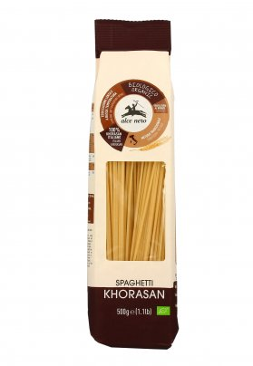 Spaghetti di Grano Khorasan Biologici