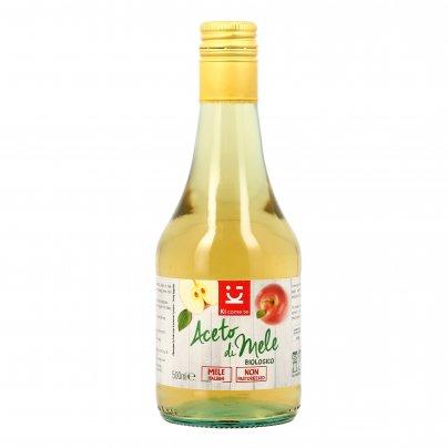 Aceto di Mele Biologico Naturale 500 ml