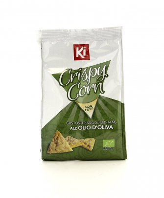 Crispy Corn - Olio Extravergine d'Oliva