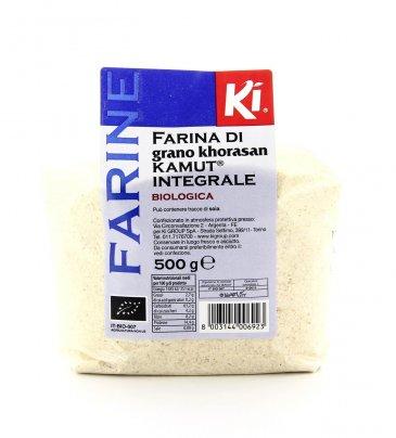 Farina di Grano Khorasan KAMUT® Integrale