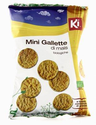 Mini Gallette di Mais