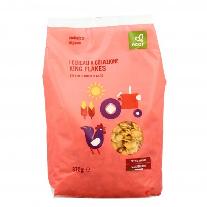 """Corn Flakes """"King"""" Cotti al Vapore"""