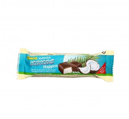 Barretta Cioccolato al Latte con Ripieno al Cocco