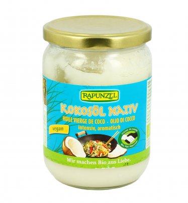 Olio di Cocco - Kokosol Nativ 400 gr. (432 ml)