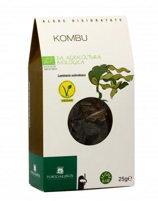 Alghe Disidratate Kombu Bio