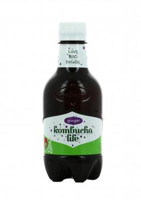Bevanda Biologica con Zenzero - Kombucha Life Ginger Bio