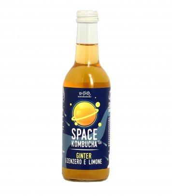 Tè Fermentato con Zenzero e Limone - Space Kombucha