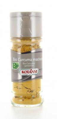 Bio Curcuma Macinata